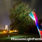 Ransom Light Painting